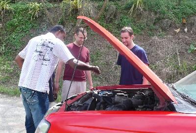 autohilfe auf fiji
