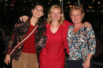 francoise, helena und joan