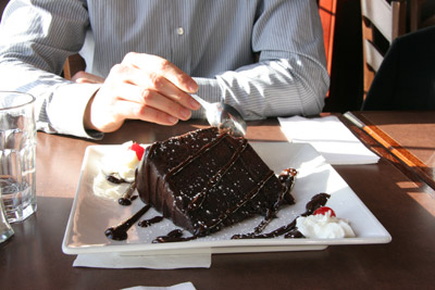 heidi's chocolate cake