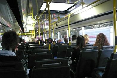 sydney bus