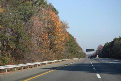 auf dem weg zur route 66
