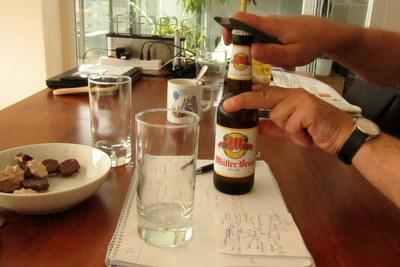 bier testen