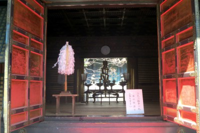 tempelinneres