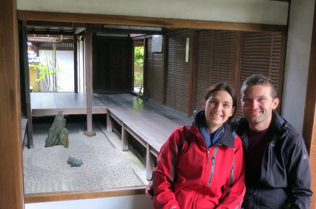kleinster steingarten japans
