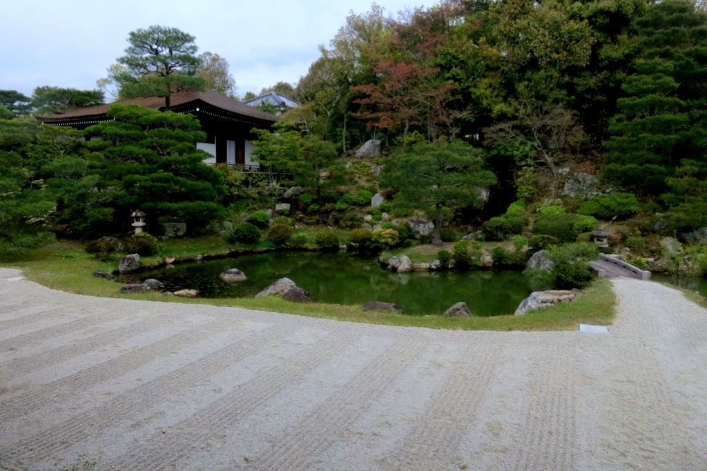 steingarten ninna-ji
