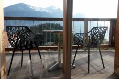 forest auf dem balkon
