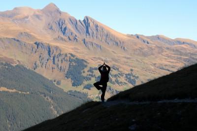 berg yoga
