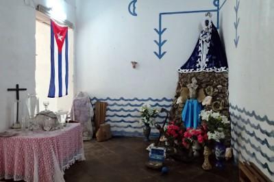 templo de Santería yamayá