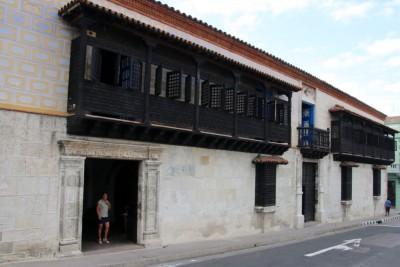 museo de ambiente hostórico cubano