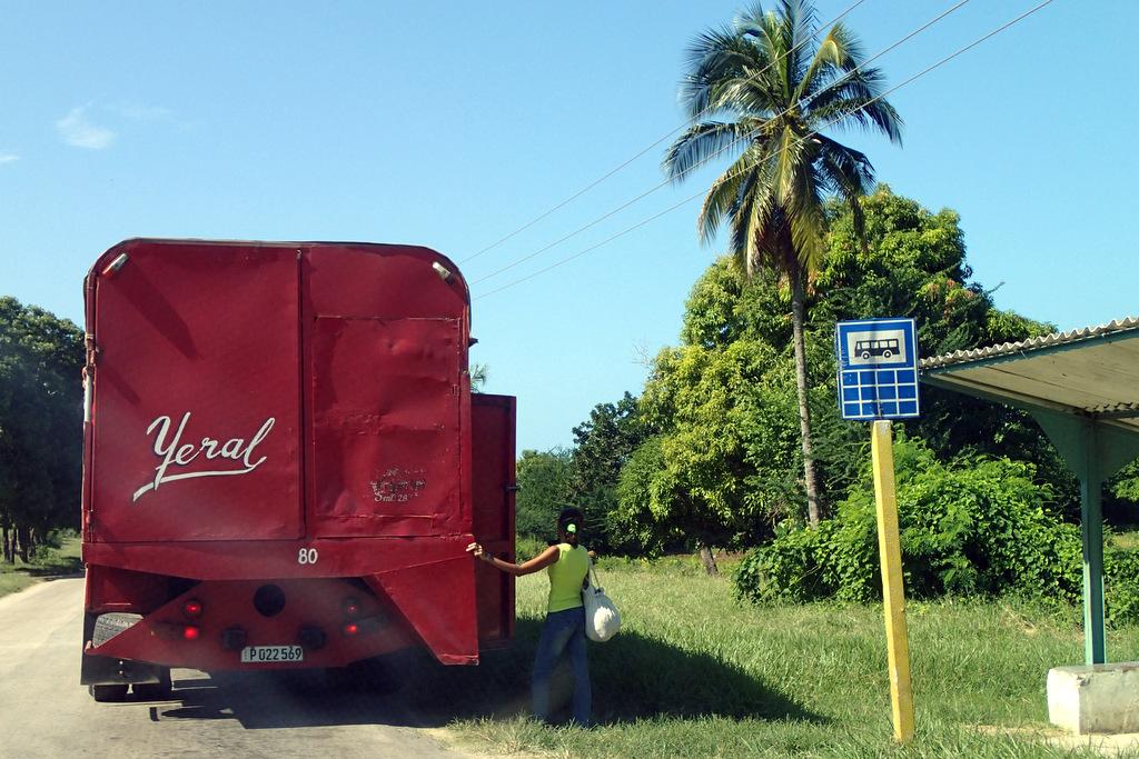 ÖV in Cuba