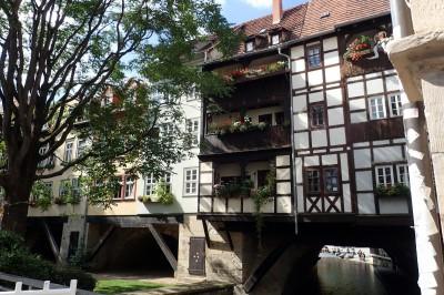 krämerbrücke von aussen