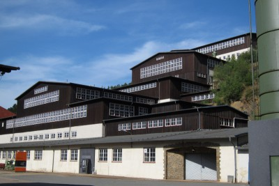 grubengebäude