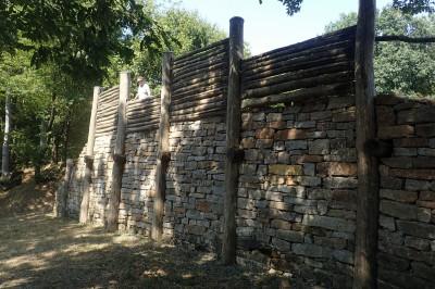 keltischer wall
