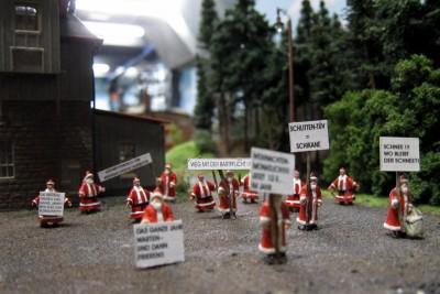 weihnachtsmannstreik