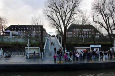landungsbrücke finkenwerd