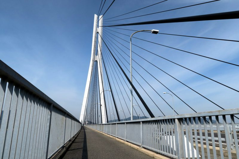 Brücke von nahem