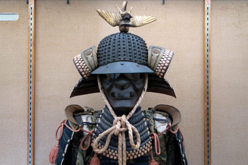 japanischer ritter