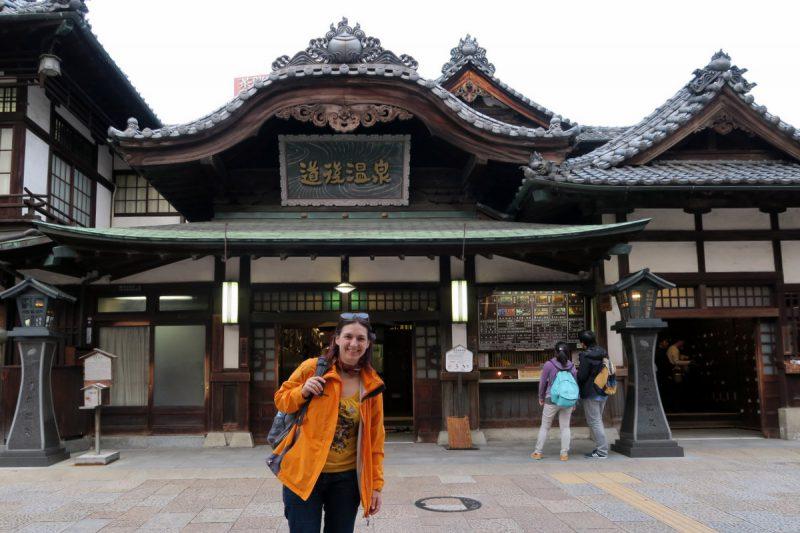 ältester onsen