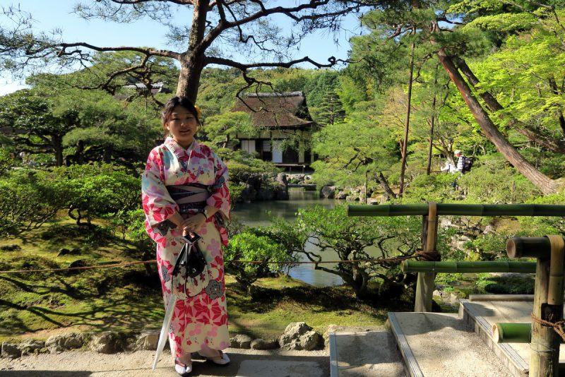 make kyoto beautiful!