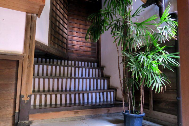 ninja-dera treppe