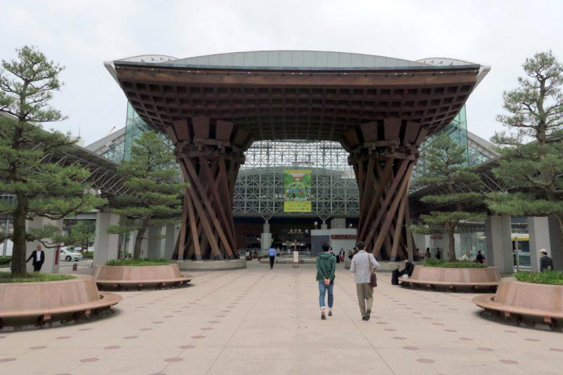 kanazawa eki