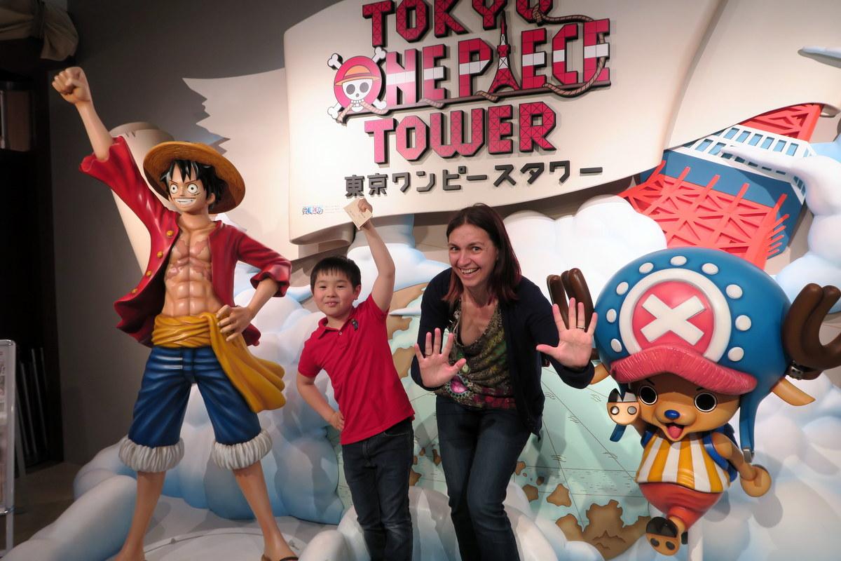 tokyo tower heroes