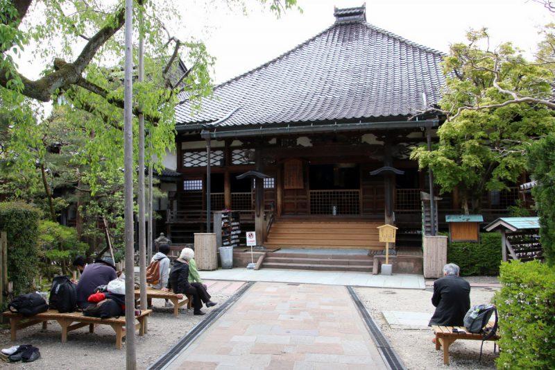 ninja-dera - myoryu-ji