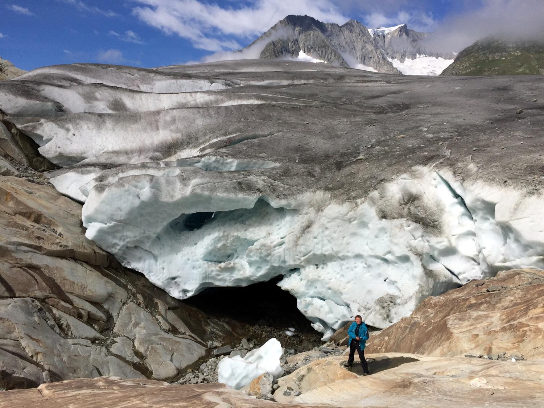 gletscherende