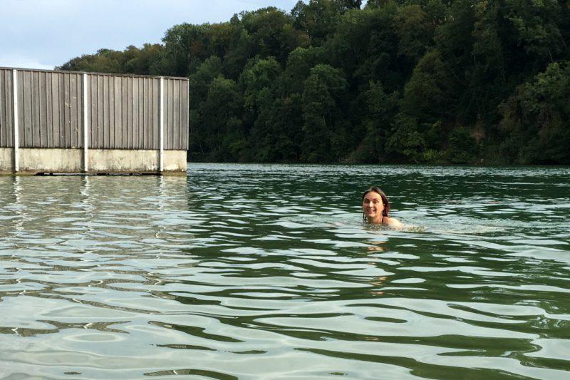 rheinschwimmerin