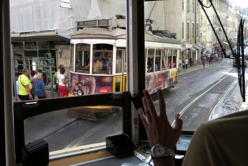 tramfahrt