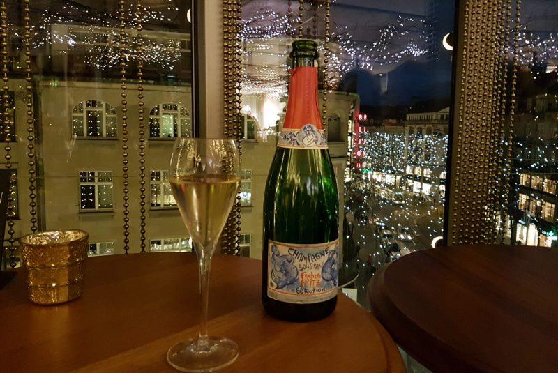 champagner!