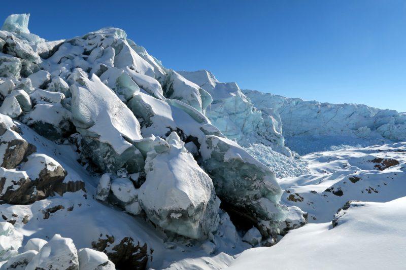 gletschermassen