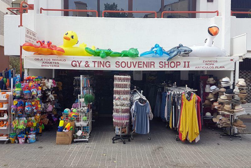souvenirladen