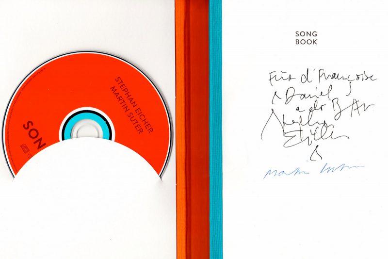 persönliches songbook