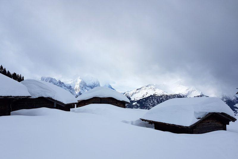 schneehäuser