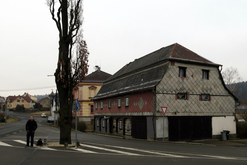 traditionelles haus